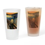 screampuzzle Drinking Glass