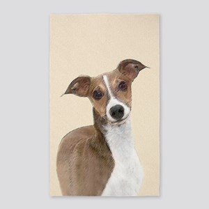 Italian Greyhound Area Rug