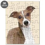 Italian Greyhound Puzzle