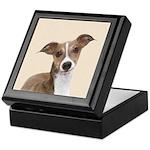 Italian Greyhound Keepsake Box