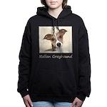 Italian Greyhound Women's Hooded Sweatshirt