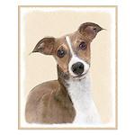 Italian Greyhound Small Poster