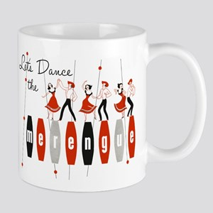 Lets Dance the Merengue Mugs
