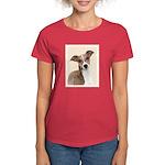 Italian Greyhound Women's Dark T-Shirt