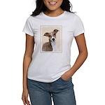 Italian Greyhound Women's Classic White T-Shirt