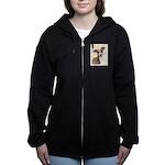 Italian Greyhound Women's Zip Hoodie