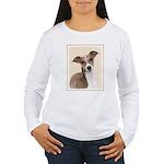 Italian Greyhound Women's Long Sleeve T-Shirt