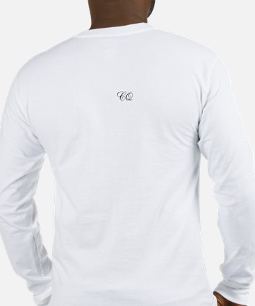 message cq Long Sleeve T-Shirt