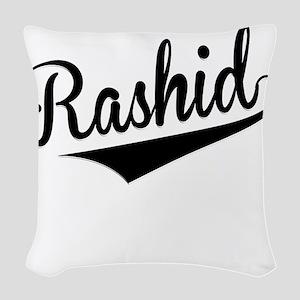 Rashid, Retro, Woven Throw Pillow