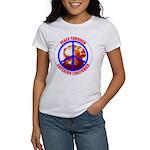Peace Through Superior Firepower Women's T-Shirt