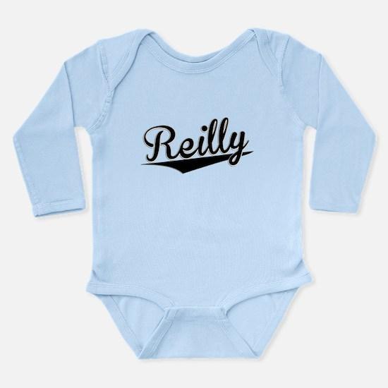 Reilly, Retro, Body Suit