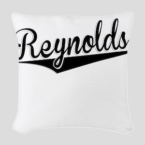 Reynolds, Retro, Woven Throw Pillow