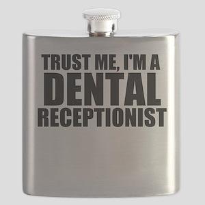 Trust Me, I'm A Dental Receptionist Flask