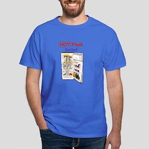 Hot Flash Relief Dark T-Shirt