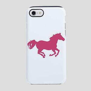 horse4 iPhone 7 Tough Case