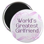 World's Greatest Girlfriend Magnet