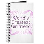 World's Greatest Girlfriend Journal