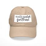 World's Greatest Girlfriend Cap