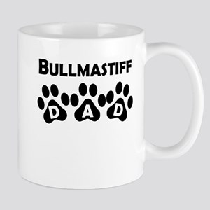 Bullmastiff Dad Mugs