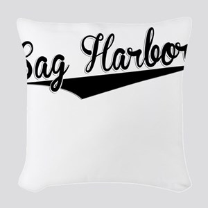 Sag Harbor, Retro, Woven Throw Pillow
