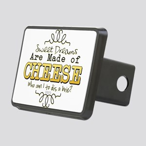 Dreams Made of Cheese Hitch Cover