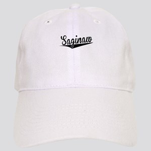 Saginaw, Retro, Baseball Cap