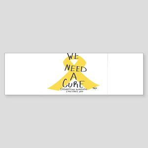 ENDO Bumper Sticker