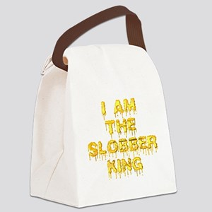 slobber_king Canvas Lunch Bag