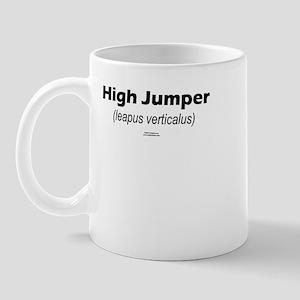 Latin High Jump Mug