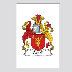 Capell Postcards (Package of 8)