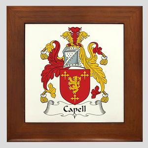 Capell Framed Tile
