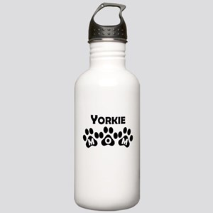 Yorkie Mom Water Bottle