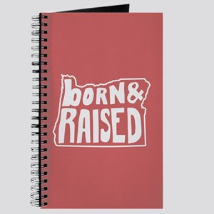 Oregon Born & Raised Journal