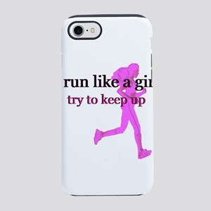 runlikegirl iPhone 7 Tough Case