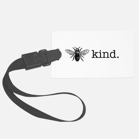 Be Kind Luggage Tag