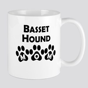 Basset Hound Mom Mugs