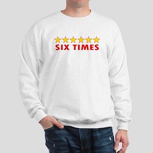LFC Six Times Sweatshirt