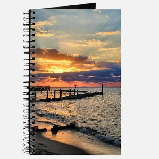 Chesapeake Bay Sunrise Journal