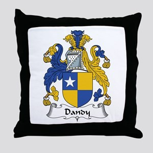 Dandy Throw Pillow