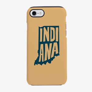 Indiana iPhone 7 Tough Case