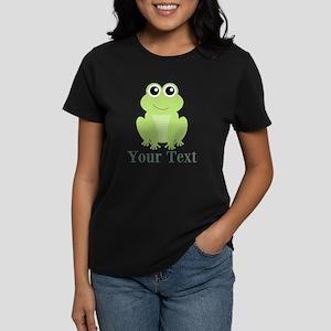 Personalizable Green Frog T-Shirt