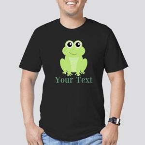 Personalizable Green Frog T-Shirt