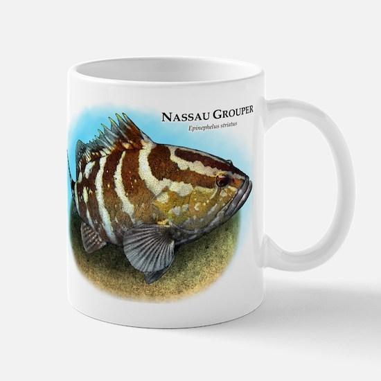 Nassau Grouper Mug