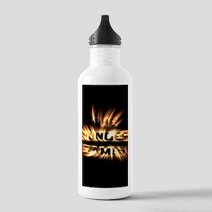 Burning Hunger Games Stainless Water Bottle 1.0L
