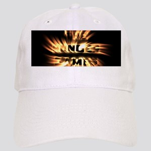 Burning Hunger Games Baseball Cap