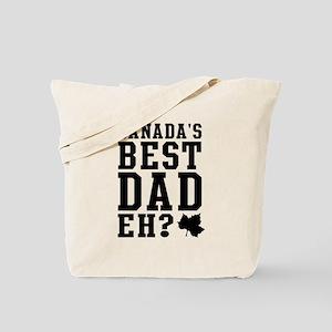 Best Dad Tote Bag