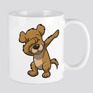 Dabbing Dog Mugs