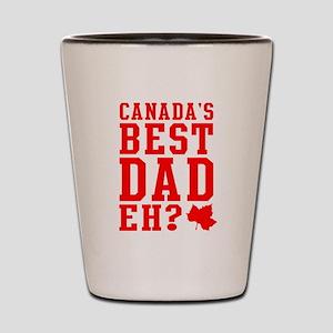 Best Dad Shot Glass