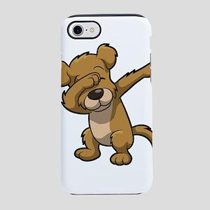 Dabbing Dog iPhone 7 Tough Case