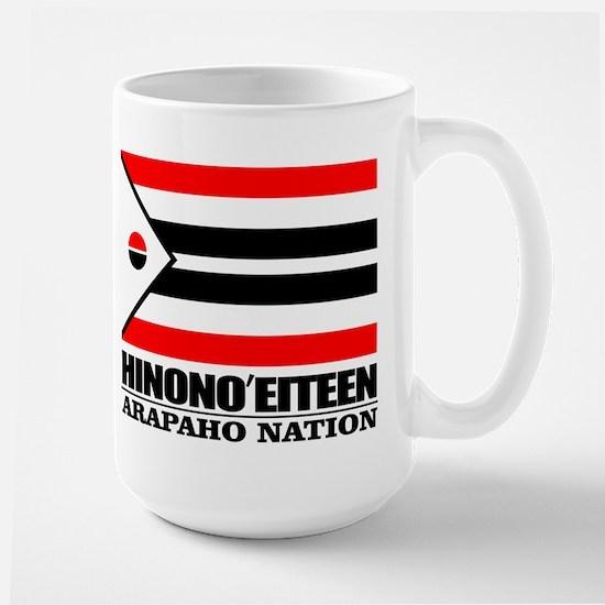 Arapaho Flag Mugs